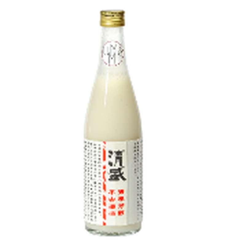 Saké Kiyomori Heian Nigori Kijoshu (50 cl)