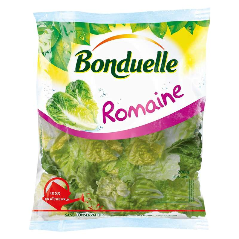 Salade romaine, Bonduelle (200 g)