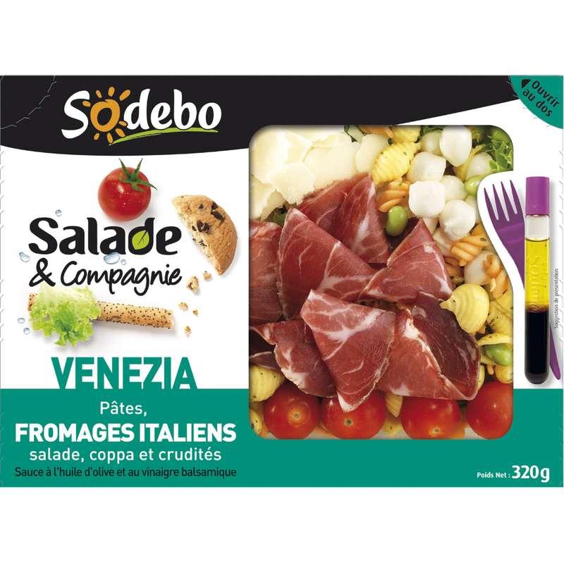 "Salade & Compagnie ""Venezia"", Sodebo (320 g)"