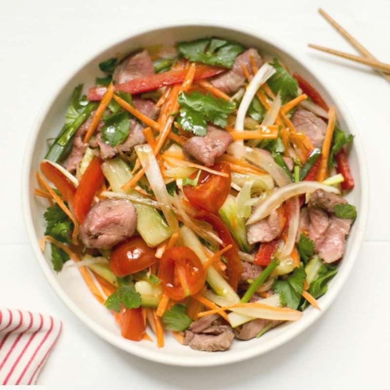 Salade Thaï au boeuf (300 g)