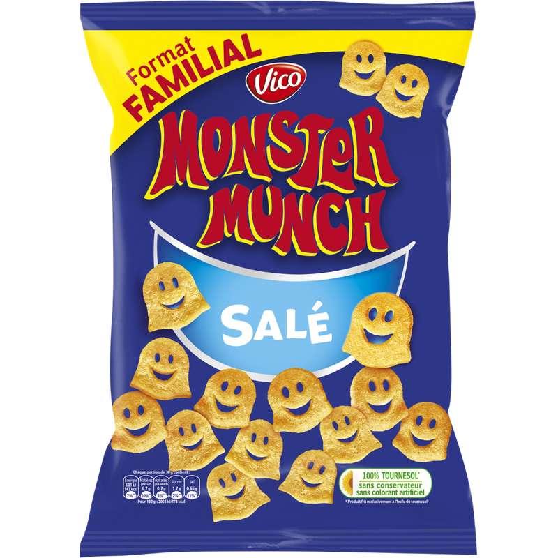 Monster Munch salé, Vico (format familial, 135 g)
