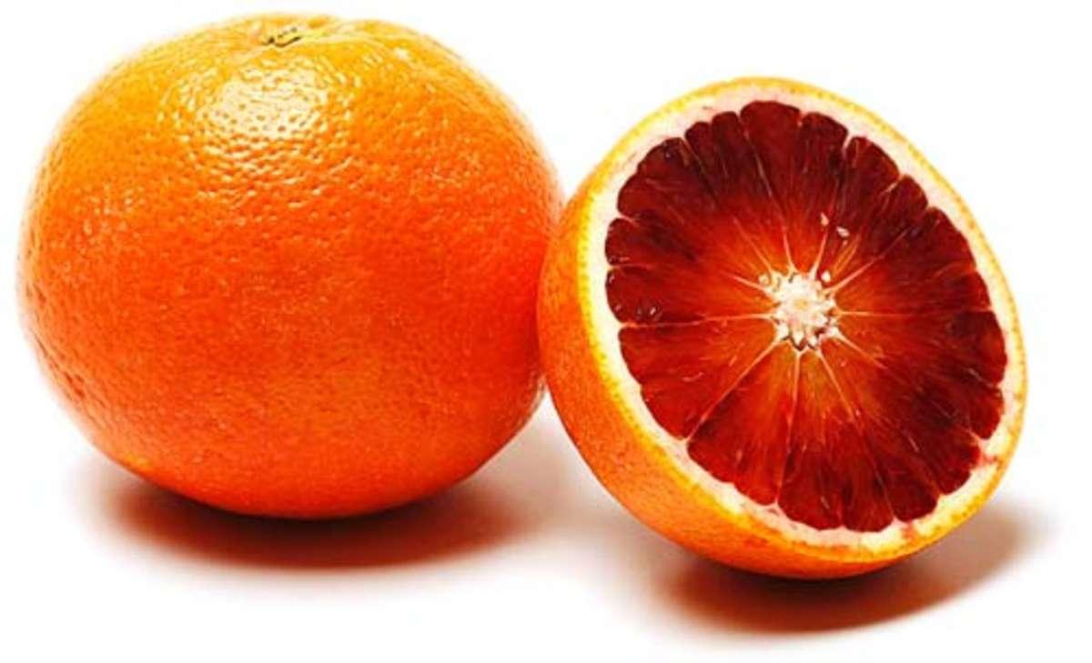 Orange sanguine Moro BIO, Italie