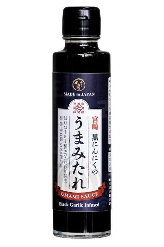 Sauce à l'ail noir (180 g)