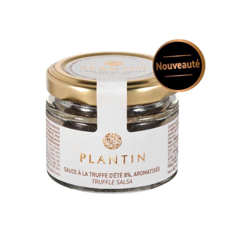 Sauce à la truffe d'été 8% aromatisée, Plantin (40 g)