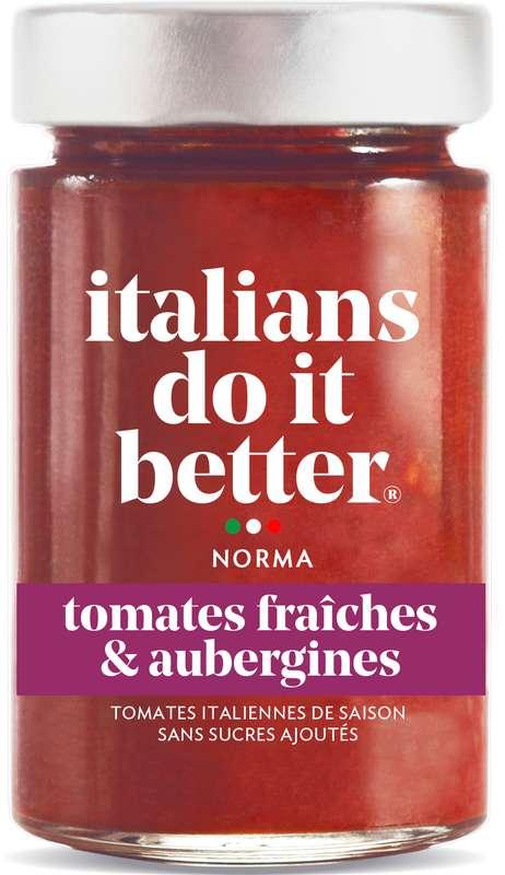 Sauce alla Norma, Italians Do It Better (190 g)