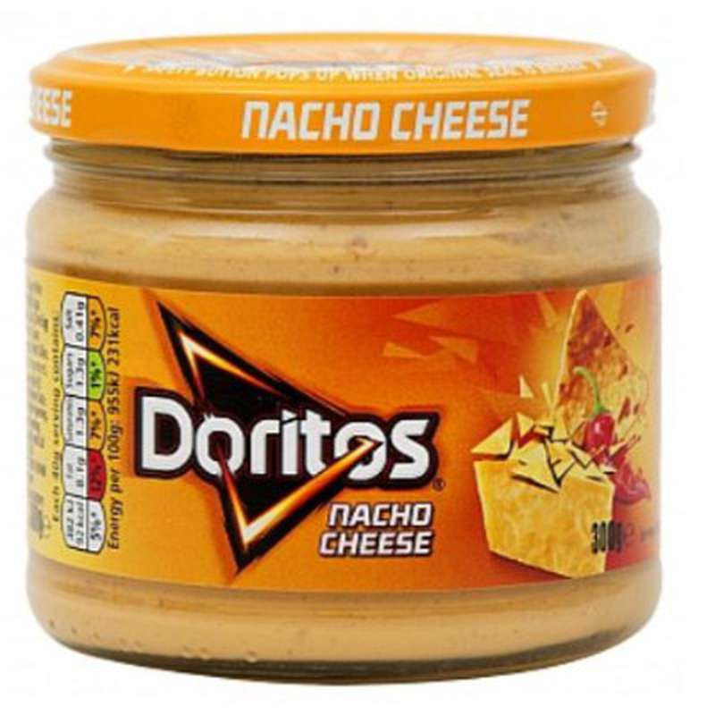 Sauce au fromage nacho, Doritos (300 g)