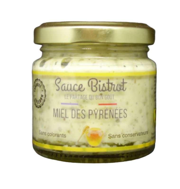 Sauce béarnaise au miel des Pyrénées, Sauce Bistrot (90 g)