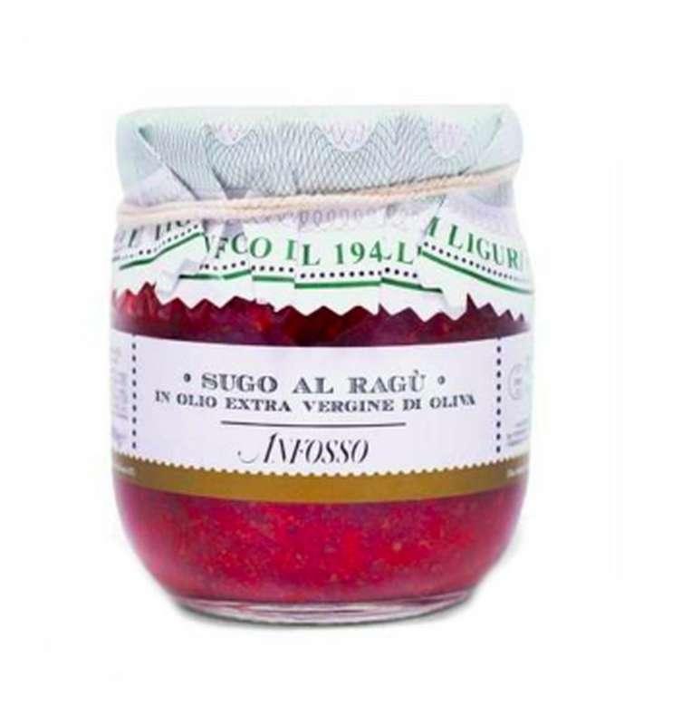 """Sauce """"al ragu"""", Anfosso (180 g)"""