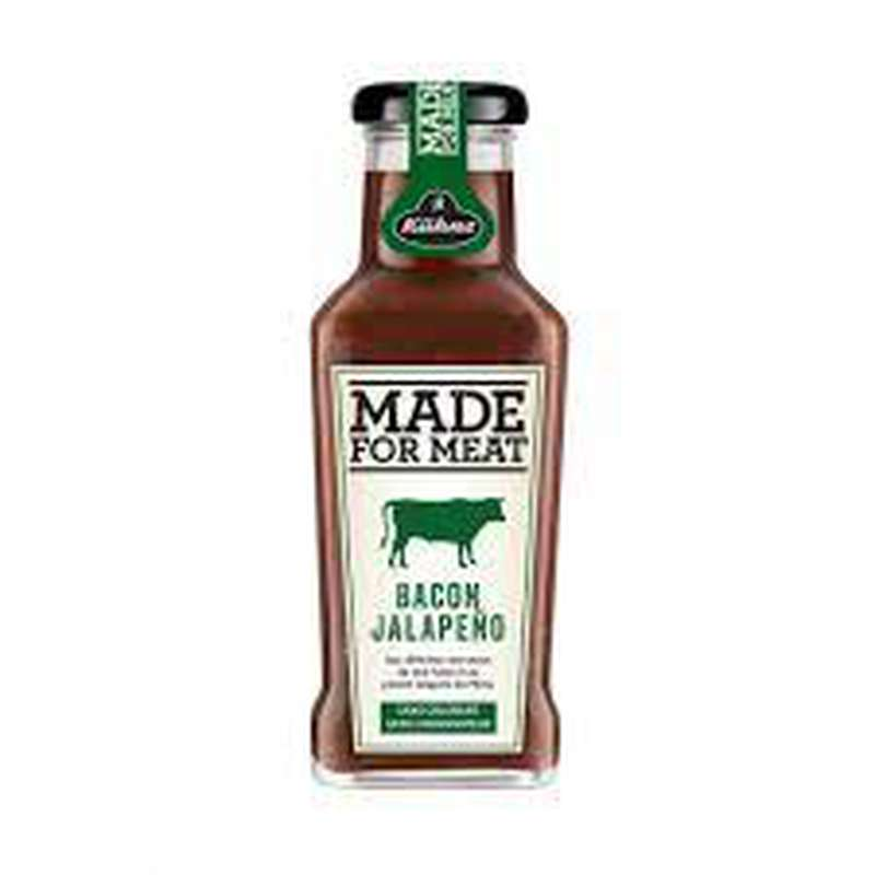 Sauce bacon Jalapeño, Kuhne (235 ml)