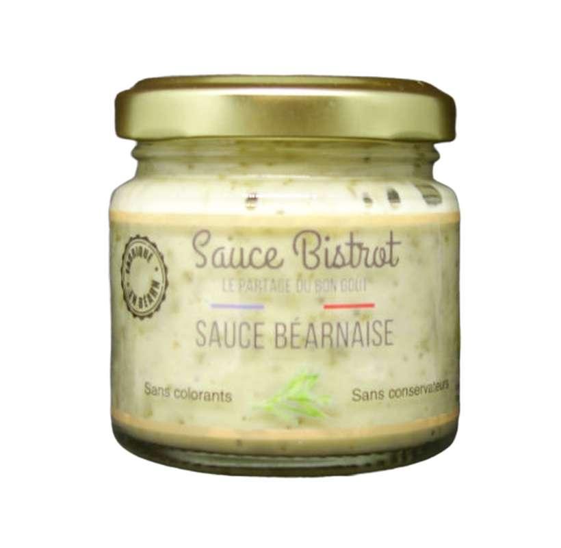 Sauce béarnaise nature, Sauce Bistrot (90 g)