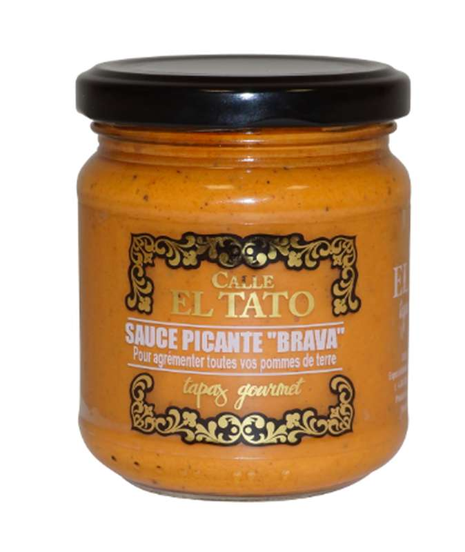 Sauce piquante Brava, Calle El Tato (81 g)