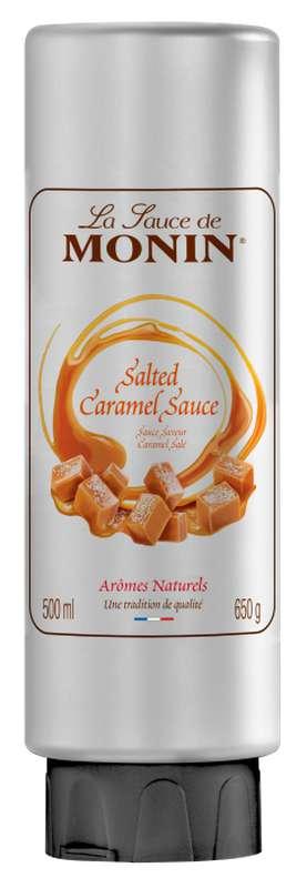 Sauce Caramel au beurre salé, Monin (50 cl)