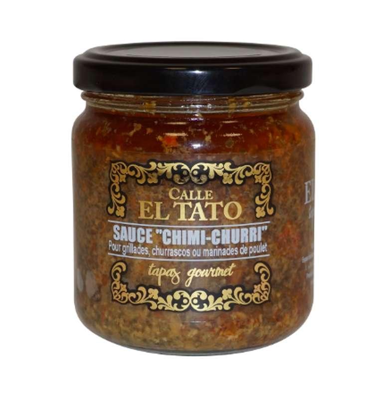 Sauce Chimi Churi, Calle El Tato (175 g)