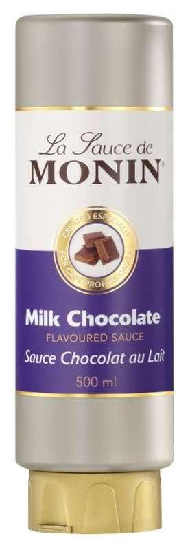 Sauce Chocolat au Lait, Monin (50 cl)