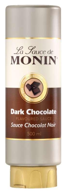 Sauce Chocolat Noir, Monin (50 cl)