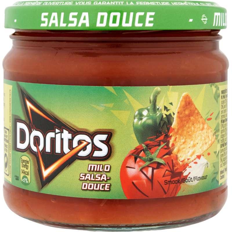 Sauce salsa douce Dippas, Doritos (326 g)