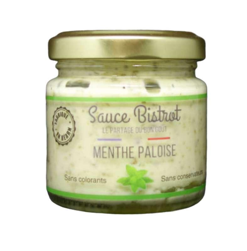 Sauce paloise à la menthe, Sauce Bistrot (90 g)