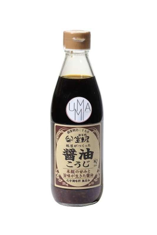 Sauce soja au koji (340 ml)