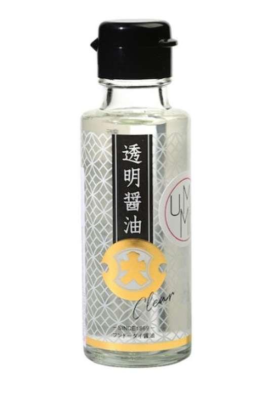 Sauce soja transparente (100 ml)