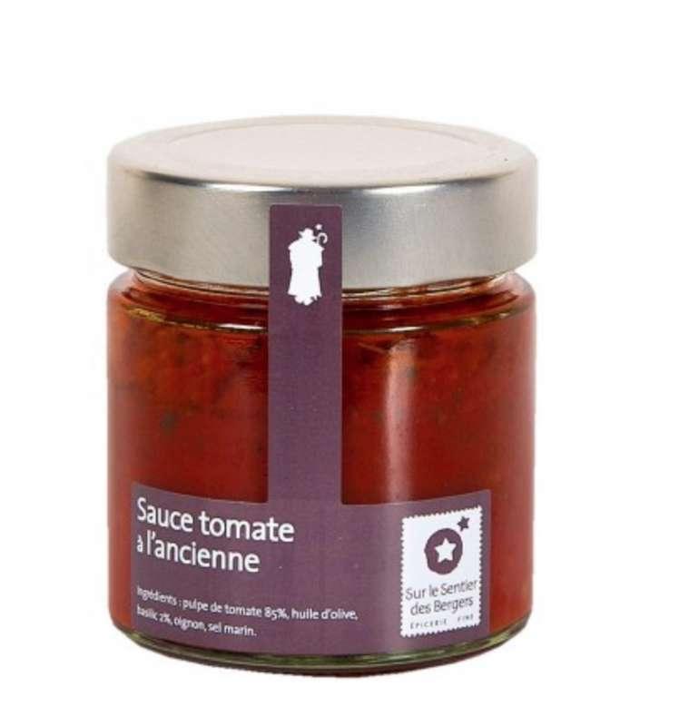 Sauce tomate à l'ancienne, Sur le sentier des bergers (200 g)