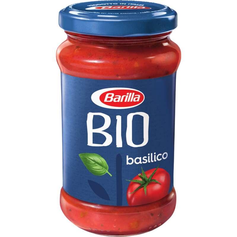 Sauce tomate au basilic BIO, Barilla (200 g)