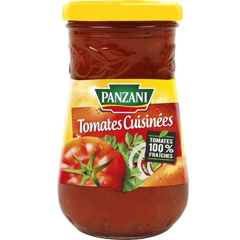 Sauce tomate cuisinée, Panzani (210 g)