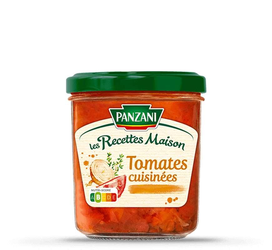Sauce tomates cuisinées, Panzani (320 g)
