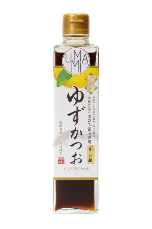 Sauce Yuzu Ponzu Shibanuma (30 cl)