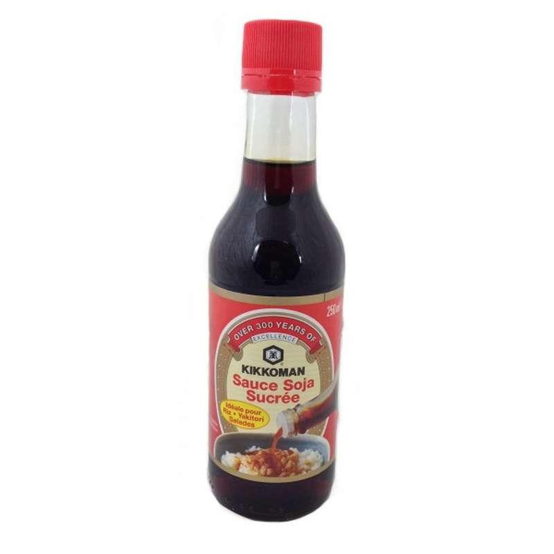 Sauce soja sucrée, Kikkoman (25 cl)