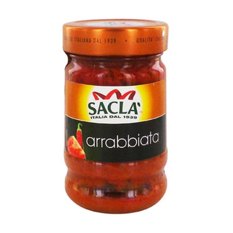 Sauce tomate arrabiata, Sacla (190 g)