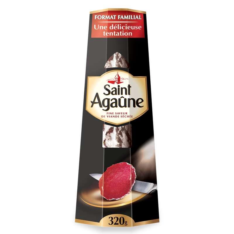 Saucisson maigre , Saint Agaune (320 g)