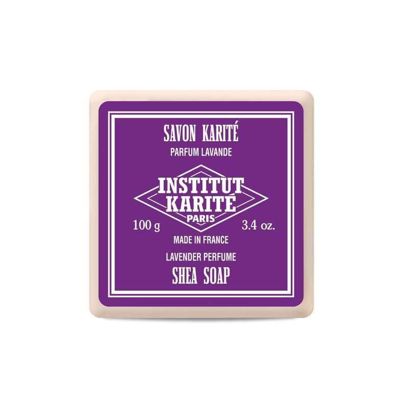 Savon Karité - Lavande, Institut Karité (100 g)