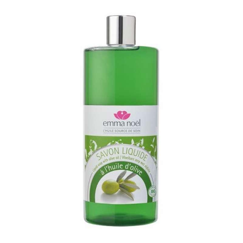 Savon liquide à l'huile d'olive BIO, Emma Noel (1 L)