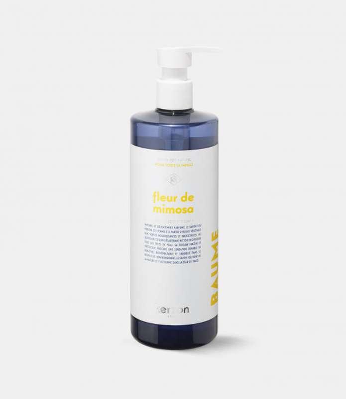 Savon Liquide Fleur de Mimosa, Kerzon (500 ml)