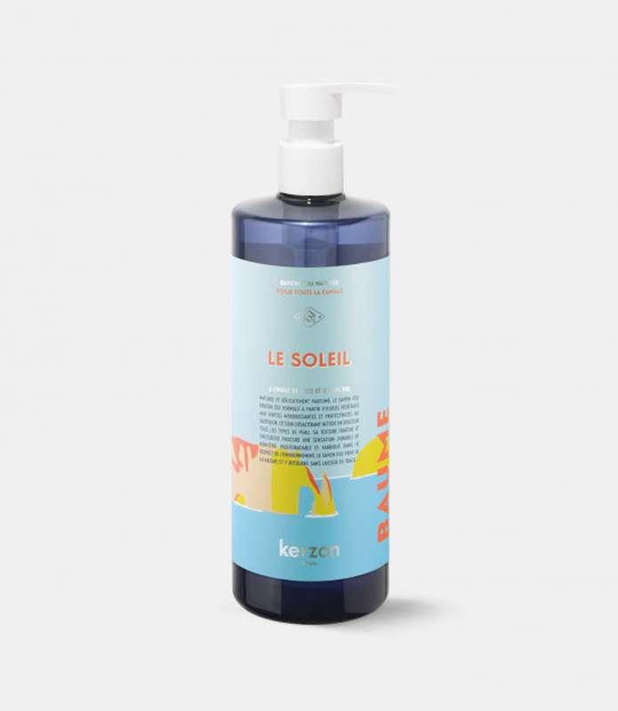 Savon Liquide Le Soleil, Kerzon (500 ml)