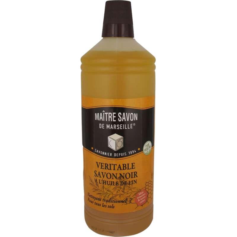 Savon noir de Marseille liquide, Maitre savon de Marseille (1 L)