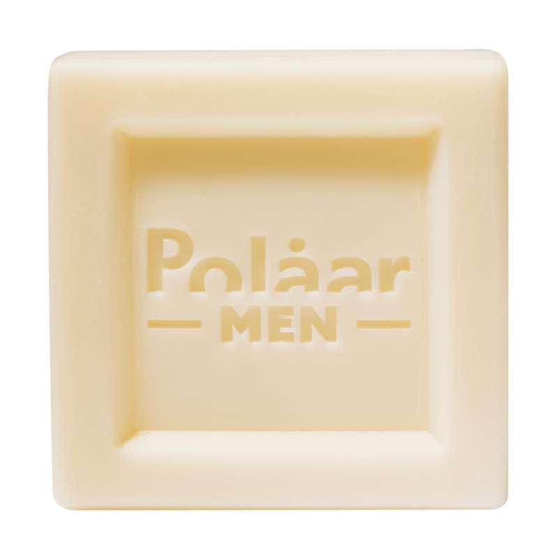 Savon Scandinave visage, corps et cheveux au lichen arctique, Polaar Men (100 g)