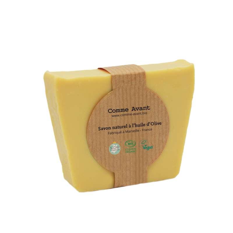 Savon solide à l'huile d'olive BIO, Comme Avant (100 g)