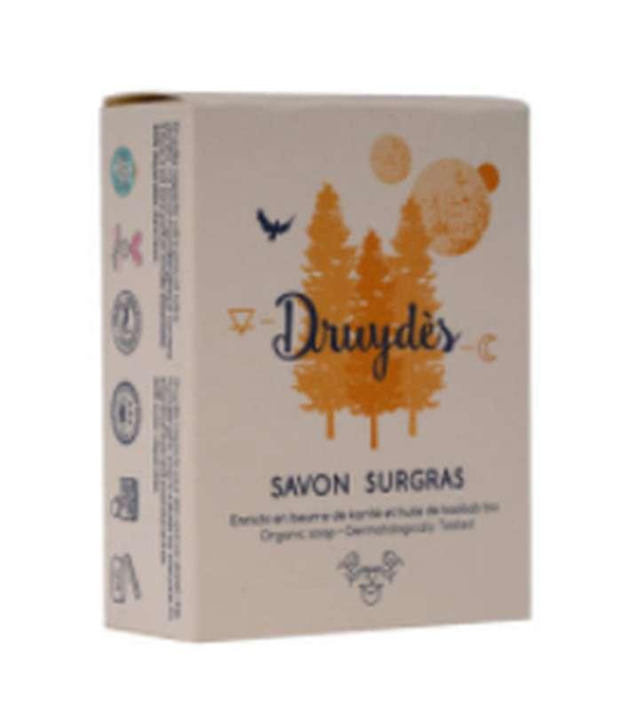 Savon surgras BIO, Druydès (100 g)