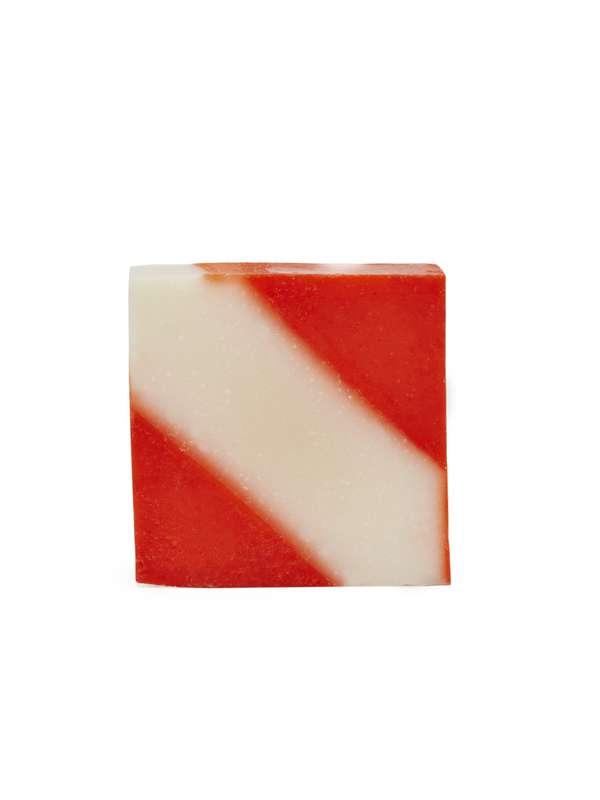 Savon surgras Diagonale Rouge, Ciment (100 g)