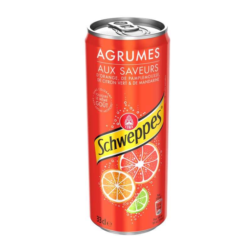 Schweppes Agrum' (33 cl)