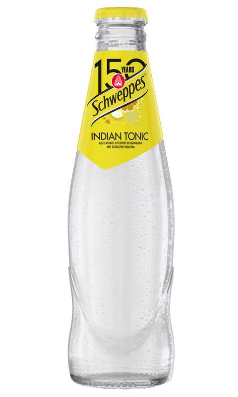 Schweppes Indian Tonic (25 cl)