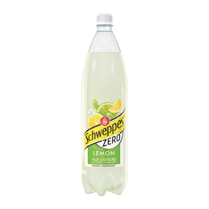 Schweppes Lemon zero (1.5 L)