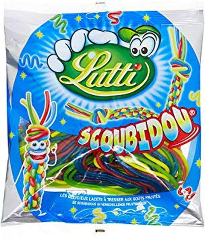 Bonbons Scoubidou Fruités, Lutti (200 g)