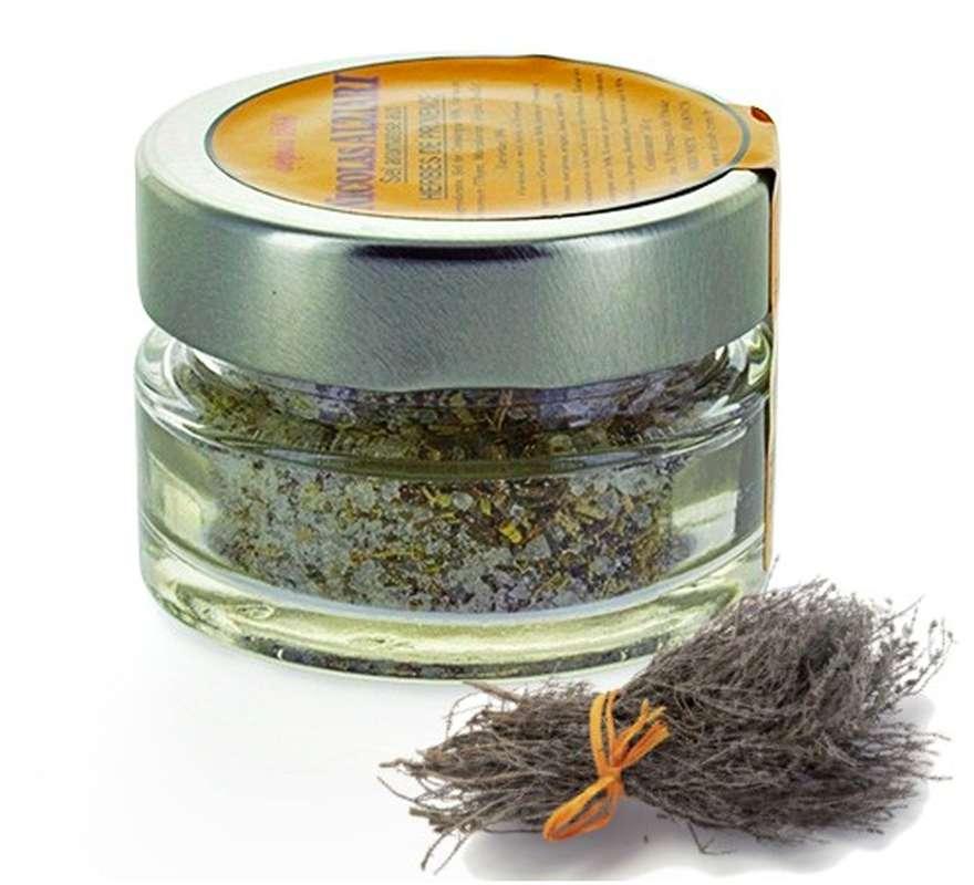 Sel de Camargue aux herbes de Provence, Nicolas Alziari (50 g)