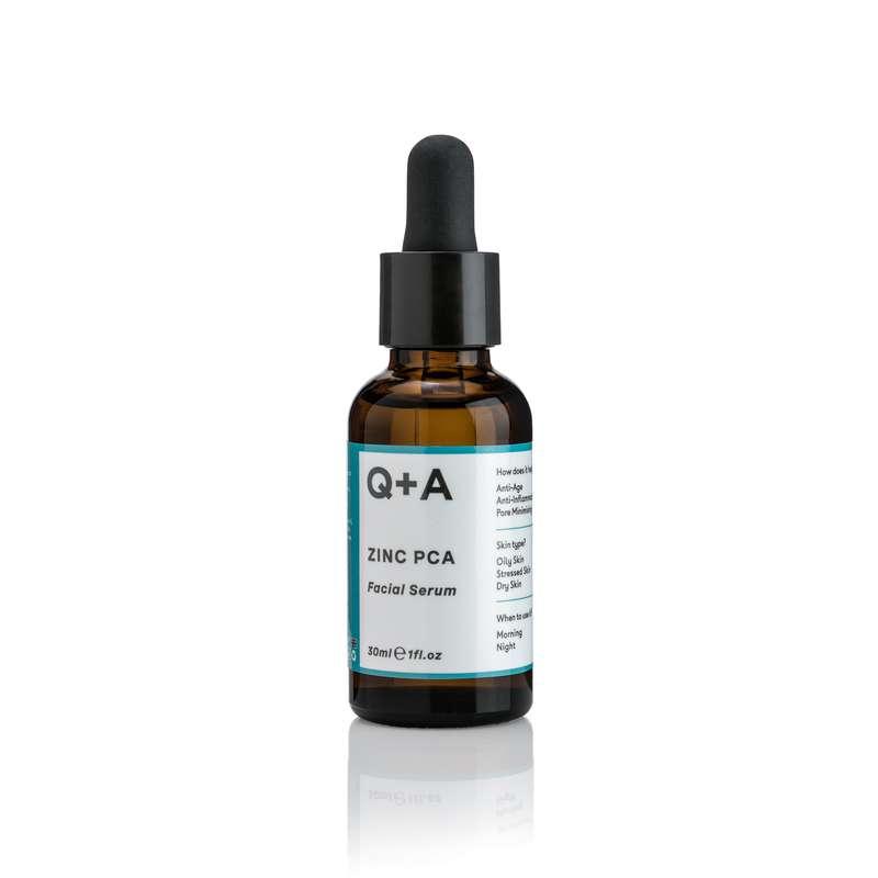 Sérum anti-imperfections au zinc, Q+A (30 ml)