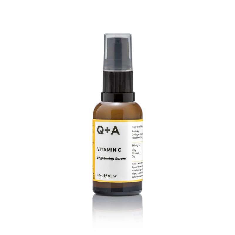 Sérum éclat à la vitamine C, Q+A (30 ml)