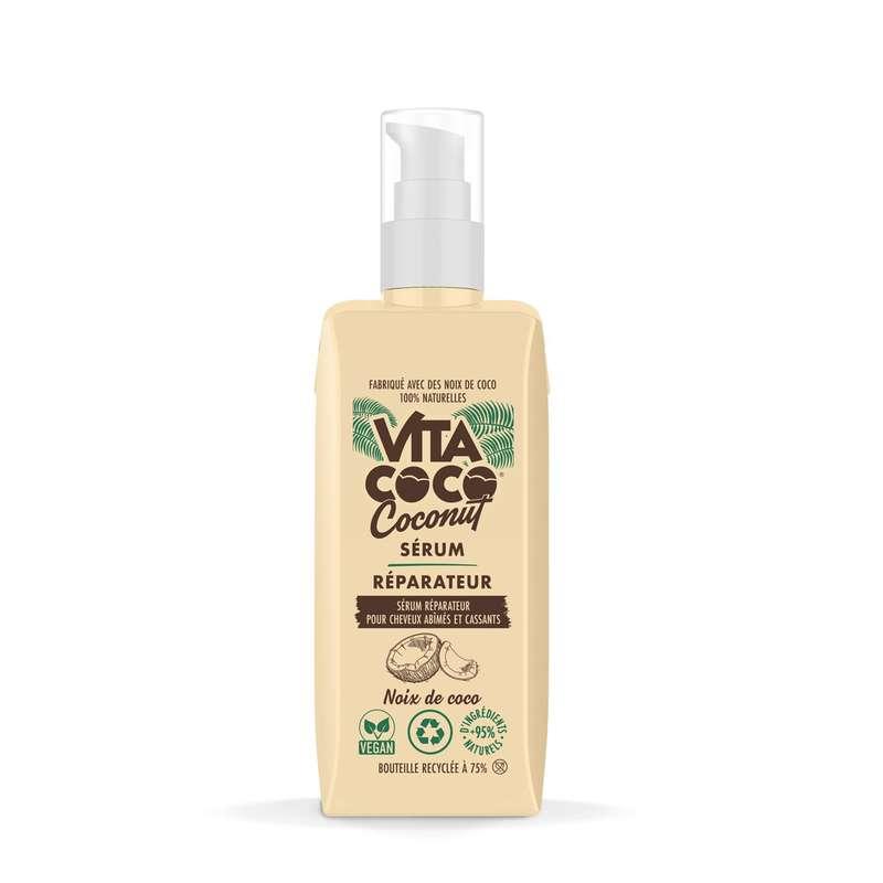 Sérum Réparateur pour cheveux abîmés et cassants, Vita Coco (150 ml)