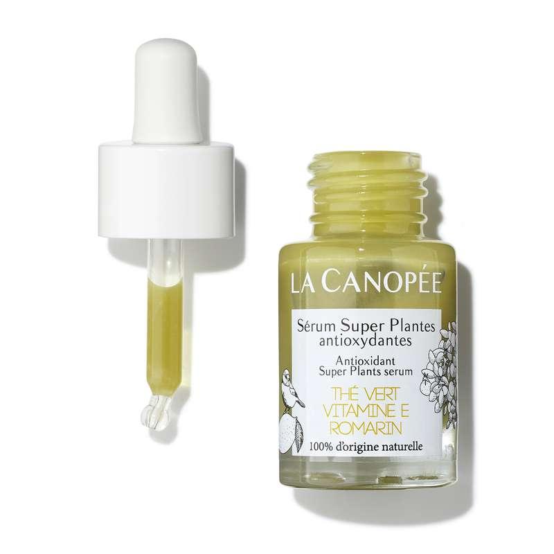 Sérum super plantes antioxydantes, La Canopée (15 ml)