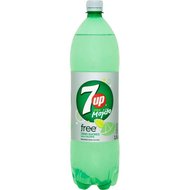 7 up Zéro mojito (1.5 L)